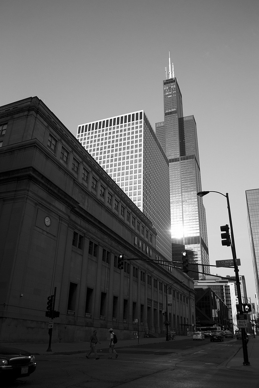 Willis Union Tower Station by Unflux